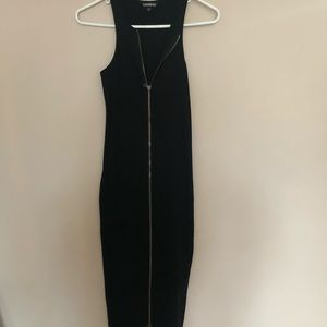 Express Zipper dress